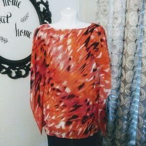 Womens Calvin Klein Top Size Large